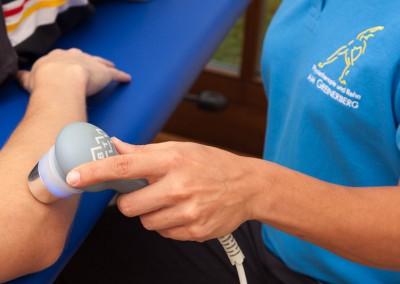 Ultraschall-Therapie